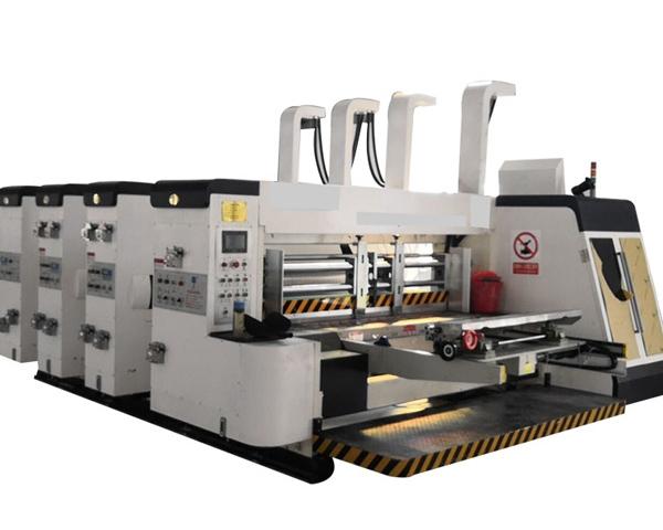 纸箱机械全自动印刷机的维修与保养